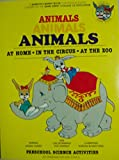 Animals, Animals, Animals, Bank Street College of Education Editors, 0812036107