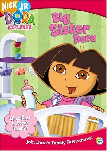 Big Sister Dora [DVD] [Region 1] [US Import] (Big Sister Dora)