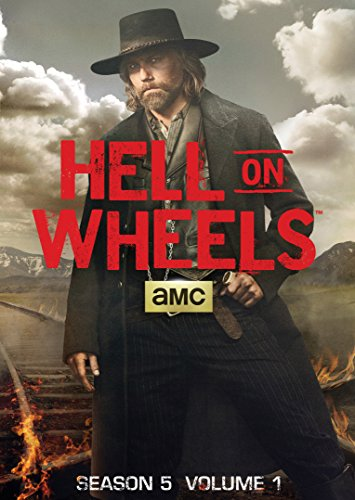 Price comparison product image Hell on Wheels,  Season 5,  Volume 1