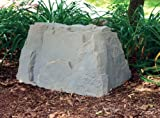 Dekorra 110-FS  Model  Rock Enclosure, Fieldstone Gray