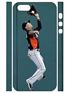 Special Funny Sports Guy 3D Print Slim Phone Back Skin Case for Iphone 5 5S