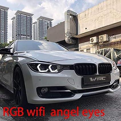 HITSAN INCORPORATION WiFi RGB Multi-Color Concept M4 Iconic