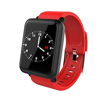 WHKNY Reloj Inteligente Smart Watch IP68 Impermeable Smartwatch de ...
