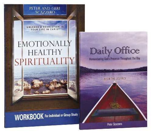Emotionally Healthy Spirituality Small Group Participant Kit
