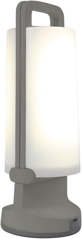 Bajo consumo de la luz solar-Lámpara de Dragonfly con panel solar y cable USB de carga y sincronización, portátil para varias, el uso de fines, IP54, de plata P 9041 SI