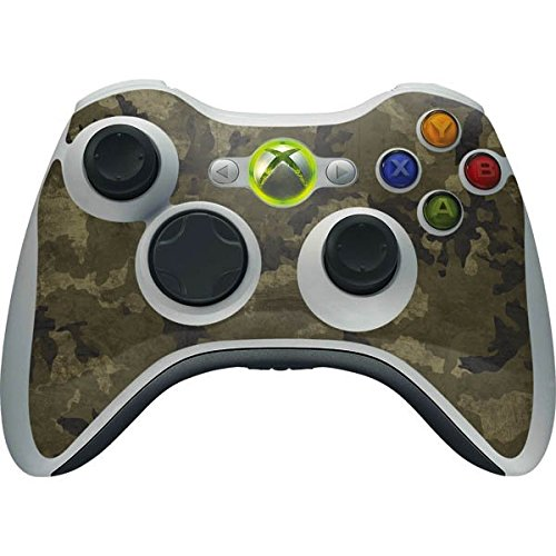xbox 360 camo wireless controller - 8