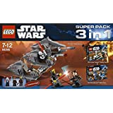 LEGO Star Wars 66395 - 3 in 1 Superpack (7957 + 7913 + 7914)