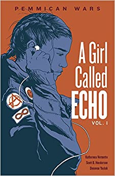 Image result for a girl called echo