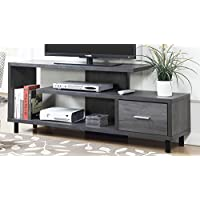 Convenience Concepts 151750WGY Seal TV Stand II, 60