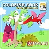 Coloring Book 21: More Dinosaurs [Download]