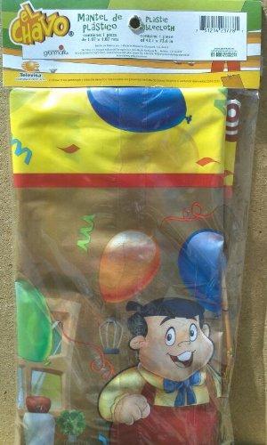 El Chavo del Ocho Plastic Tablecover by Granmark by Granmark