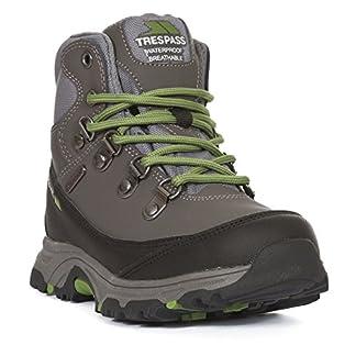Trespass Unisex's Glebe Ii High Rise Hiking Boots 12