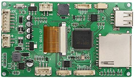 LWQJP フィラメントアウトラン検出モジュールのRamps1.4 3DプリンタでV1.4 MKSゲンメインボードJZ-TS35 3.5インチフルカラータッチスクリーンキット