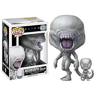 Funko Pop Movies: Alien: Covenant - Neomorph W/Toddler Toy Figure: Funko Pop!:: Toys & Games