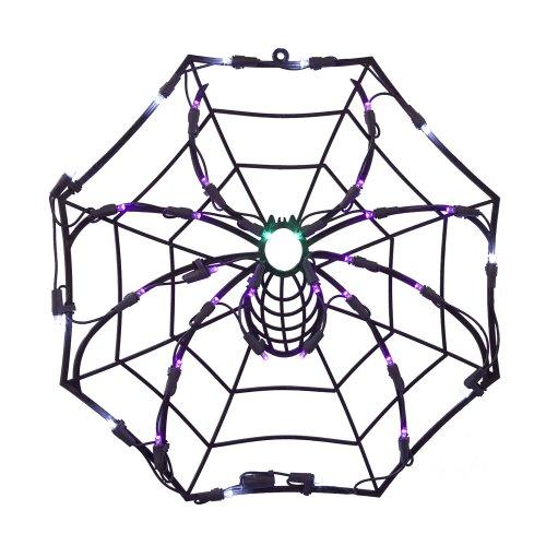 Kurt Adler UL 35-Light Spider Window -