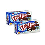 Hostess Ho-Hos 2 boxes 20 cakes