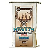 corn 40lb - Whitetail Institute Imperial Whitetail Results Premium Deer Feed