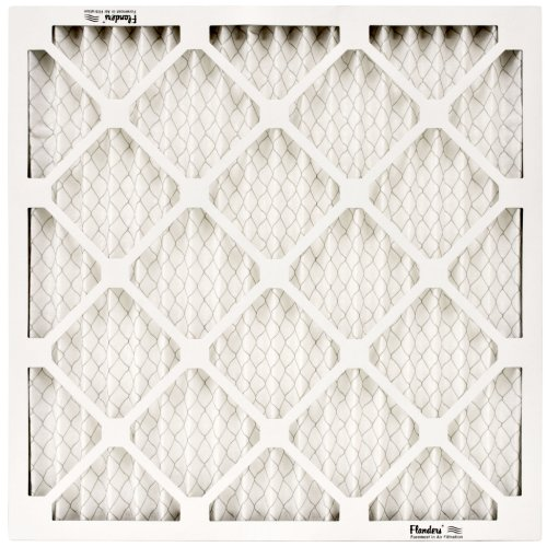 NaturalAire Standard Air Filter, MERV 8, 17 x 21, 1-inch (Pack of 12) ()