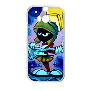 Sports Design Cartoon Movie Marvin the Martian Printing for HTC One M8 Case