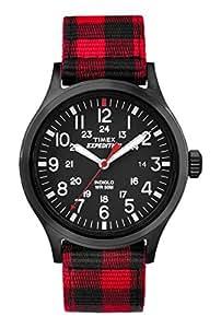 Timex Mens Watch Expedition Analog Casual Quartz TW4B02000