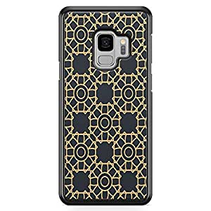 Loud Universe Arabic Pattern Samsung S9 Case Classical Arabic Style Samsung S9 Cover with Transparent Edges
