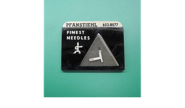653-DS77 PHONOGRAPH STYLUS NEEDLE for RCA 131780 RCA 138262 RCA 132069