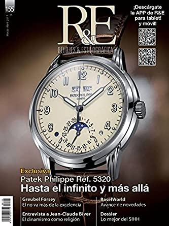 R&E-Relojes&Estilográficas March 1, 2017 issue