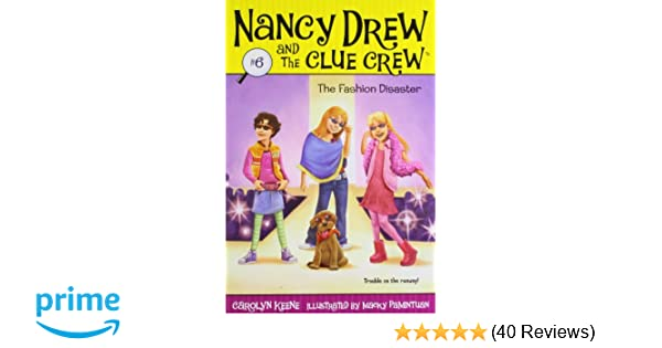 Nancy drew fashion disaster 3