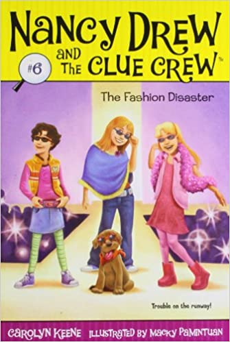 Nancy drew fashion disaster