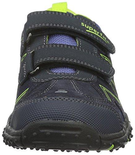 Superfit Sport4 700224 - Zapatillas Niños Blau (OCEAN KOMBI 81)