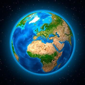 3D Maxikarte - Erde (Europa): mbmSystems GmbH: Amazon.de: Bürobedarf ...