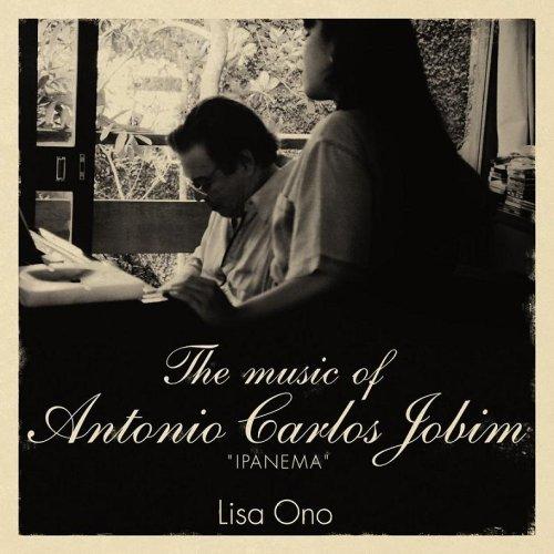 CD : Lisa Ono - Tribute To Antonio Carlos Jobim (Japan - Import)