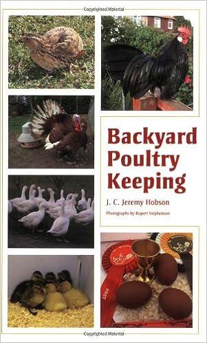 Backyard Poultry Keeping