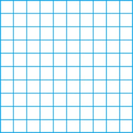photo about 10x10 Grids Printable referred to as Clearprint 1000H Style Vellum Sheets with Released Fade-Out 10x10 Grid, 16 Lb., 100% Cotton, 17 x 22 Inches, 10 Sheets For each Pack, 1 Every single (10203220)