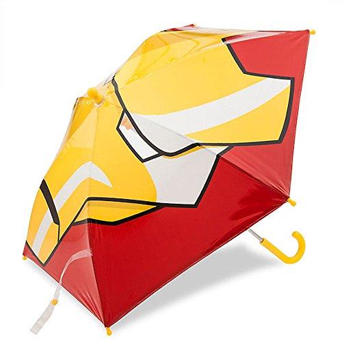 Disney Store Deluxe Iron Man Umbrella Marvel Civil War Avengers by Interactive Studios