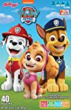 Kellogg's Fruit Flavored Snacks, Paw Patrol, 40ct(Pack of 6)