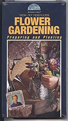 Flower Gardening [VHS]