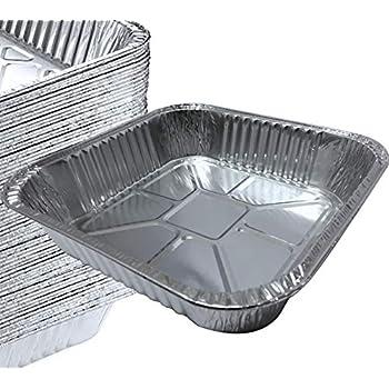 Amazon Com Propack Square Baking Pans 8 X8 Disposable