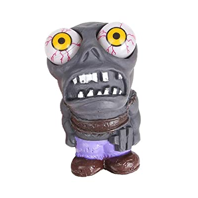 Kaptin Eye Popping Toy,Stress Relief Toy,Sensory Relief Toys - Great Gift for Kids, Suitable for Autism& ADHD (Zombie): Toys & Games