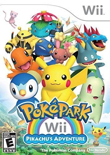 PokePark Wii: Pikachu's Adventure by Nintendo