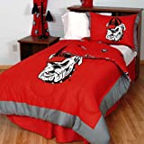 College Covers Georgia Bulldogs Reversible Comforter Set, Queen