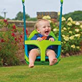TP Toys Quadpod Adjustable 4-in-1 Swing Seat - 6