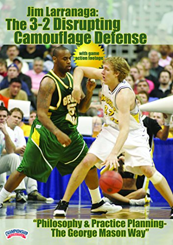 - Championship Productions Jim Larranaga: The 3-2 Disrupting Camouflage Defense DVD