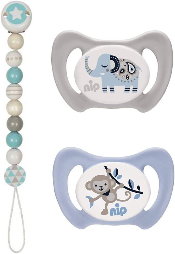 Nip silicona Dental Chupete Miss denti Talla 3 – Con Hornear Zähn ...