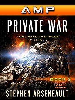 AMP Private War by [Arseneault, Stephen]