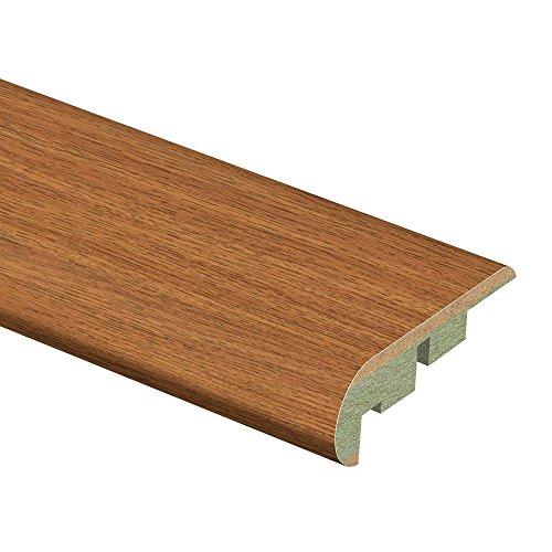 - Zamma Prescott Oak 3/4 in. Height x 2-1/8 in. Wide x 94 in. Length Laminate Stair Nose Molding