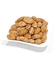 Gesuikerde Amandelen | Gebrande Amandelen | Kaneel & Cacao | Gebrannte Mandeln | 1Kg