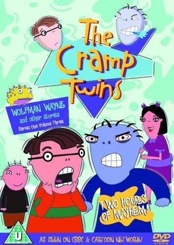The Cramp Twins - Series 1: Vol. 3