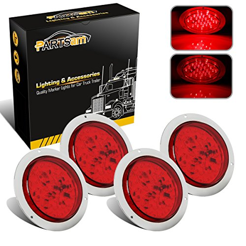 4 Flange Mount Led Lights in US - 9