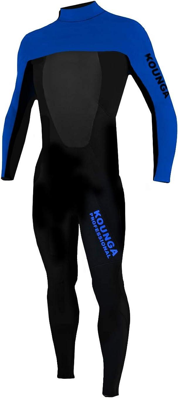 Kounga Pro 4.3 Traje para Surf y Buceo Hombre